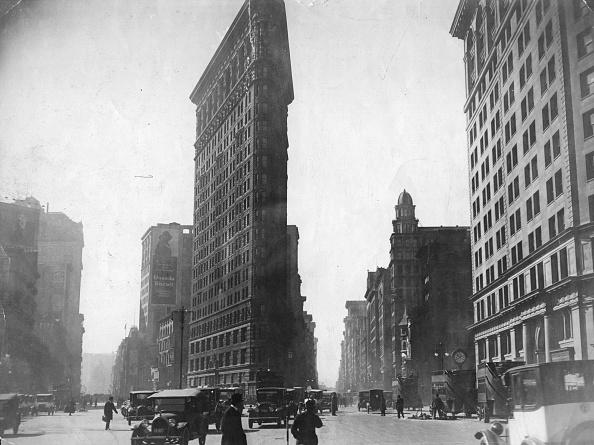 Broadway - Manhattan「Flatiron Building」:写真・画像(19)[壁紙.com]