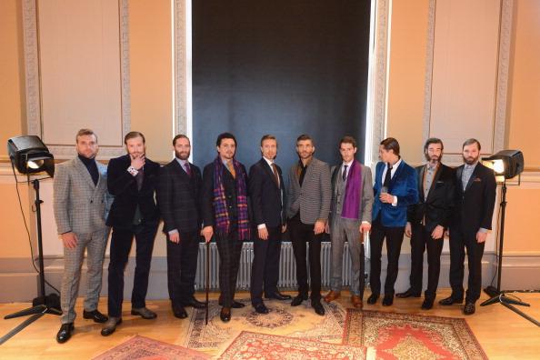 Eamonn M「Duchamp: Presentation - London Collections: Men AW14」:写真・画像(1)[壁紙.com]