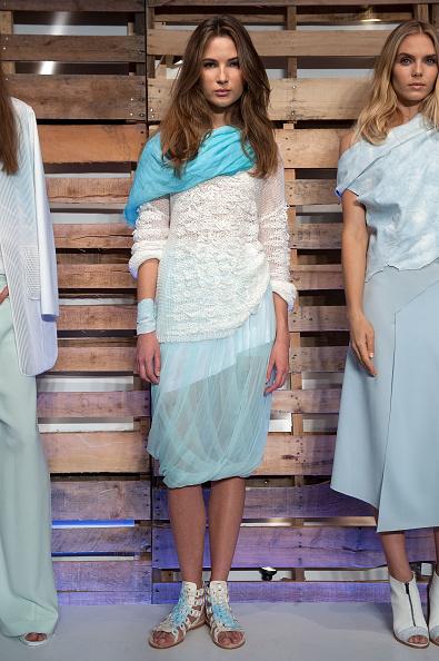 D Dipasupil「Elie Tahari - Presentation - Mercedes-Benz Fashion Week Spring 2015」:写真・画像(8)[壁紙.com]