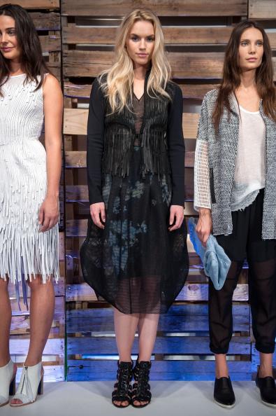 D Dipasupil「Elie Tahari - Presentation - Mercedes-Benz Fashion Week Spring 2015」:写真・画像(10)[壁紙.com]