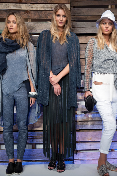 D Dipasupil「Elie Tahari - Presentation - Mercedes-Benz Fashion Week Spring 2015」:写真・画像(12)[壁紙.com]