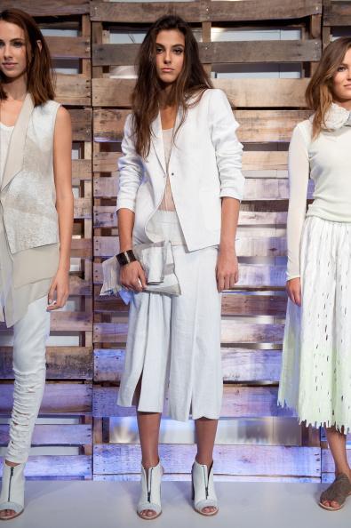 D Dipasupil「Elie Tahari - Presentation - Mercedes-Benz Fashion Week Spring 2015」:写真・画像(9)[壁紙.com]