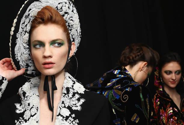 ニューヨークファッションウィーク「TRESemme At Naeem Khan NYFW AW18」:写真・画像(2)[壁紙.com]