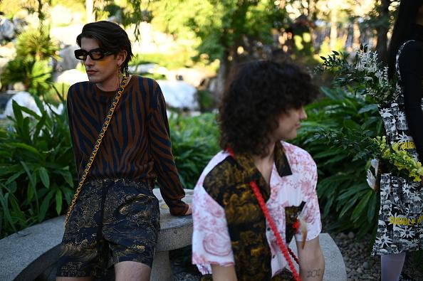 Ornamental Garden「Double Rainbouu - Runway - Mercedes-Benz Fashion Week Australia 2019」:写真・画像(9)[壁紙.com]