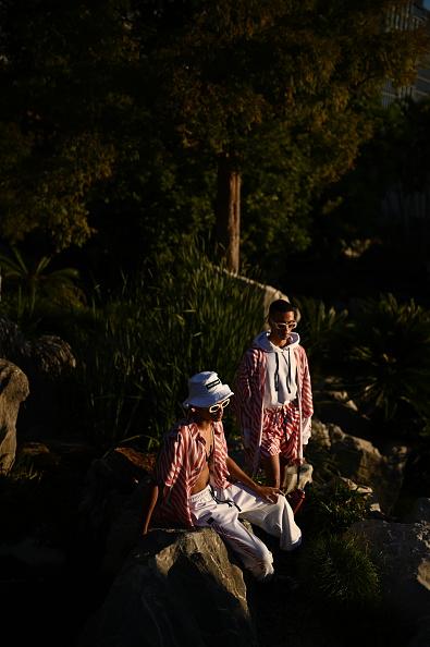 Ornamental Garden「Double Rainbouu - Runway - Mercedes-Benz Fashion Week Australia 2019」:写真・画像(3)[壁紙.com]