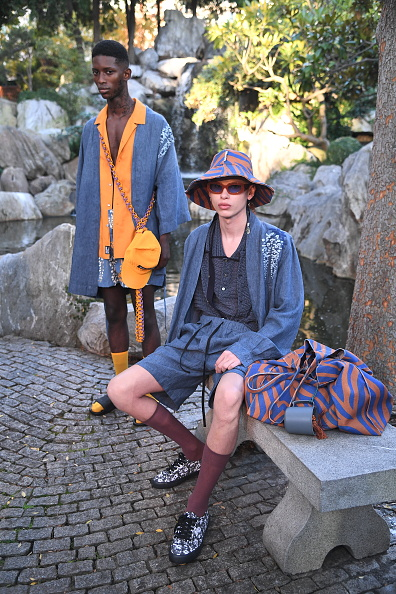 Ornamental Garden「Double Rainbouu - Runway - Mercedes-Benz Fashion Week Australia 2019」:写真・画像(16)[壁紙.com]