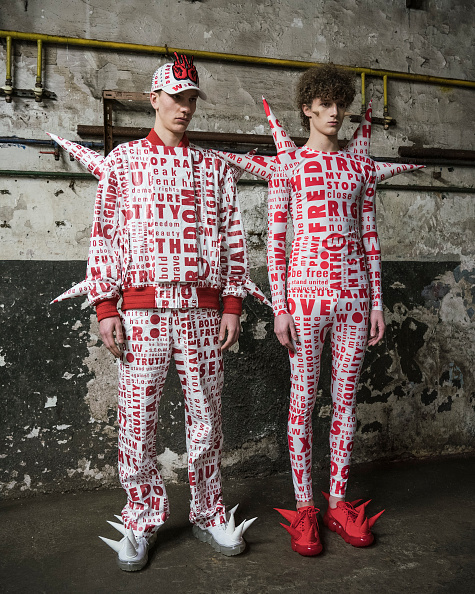 Francois Durand「Walter Van Beirendonck : Backstage - Paris Fashion Week - Menswear F/W 2020-2021」:写真・画像(4)[壁紙.com]