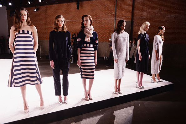 Stephen Lovekin「Kaelen - Presentation - Mercedes-Benz Fashion Week Fall 2015」:写真・画像(8)[壁紙.com]