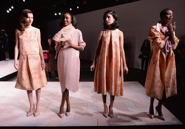 Stephen Lovekin「Kaelen - Presentation - Mercedes-Benz Fashion Week Fall 2015」:写真・画像(9)[壁紙.com]