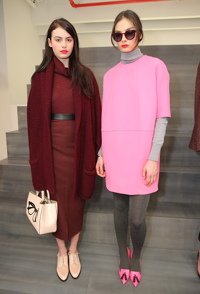 Leather Shoe「Banana Republic- Presentation - Mercedes-Benz Fashion Week Fall 2015」:写真・画像(6)[壁紙.com]