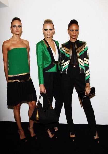 Womenswear「Gucci Backstage - Milan Fashion Week Womenswear Spring/Summer 2012」:写真・画像(16)[壁紙.com]