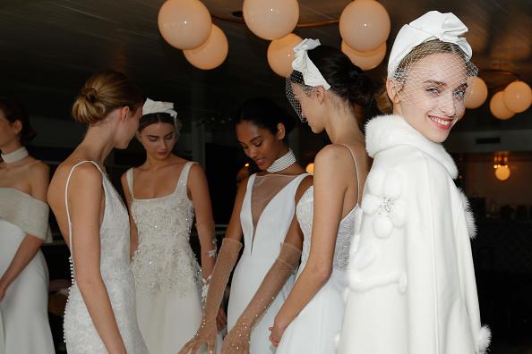 Bridal「Kenra Professional For Lela Rose Bridal Fashion Week F/W '17」:写真・画像(8)[壁紙.com]