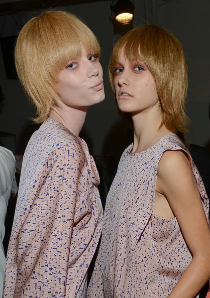 Vivien Killilea「A Detacher - Backstage - Mercedes-Benz Fashion Week Spring 2014」:写真・画像(2)[壁紙.com]