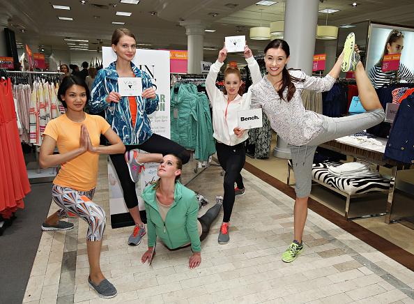 Guest「Lord & Taylor Launches Activewear Destination With Special Guest, Gabrielle Bernstein」:写真・画像(0)[壁紙.com]