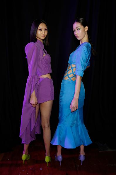 Purple Shoe「Resene Designer - Backstage - New Zealand Fashion Week 2019」:写真・画像(9)[壁紙.com]