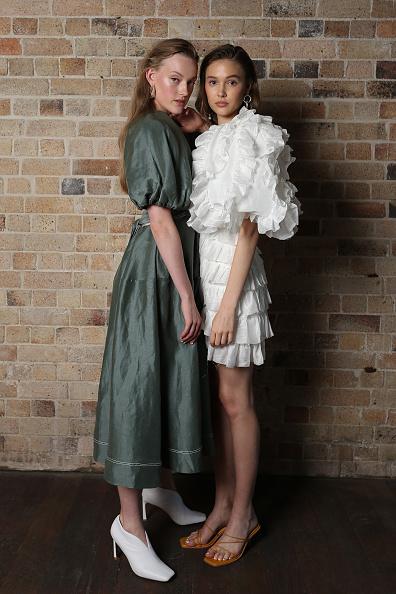 Lisa Maree Williams「Mercedes-Benz Presents Aje - Backstage - Mercedes-Benz Fashion Week Australia 2019」:写真・画像(9)[壁紙.com]