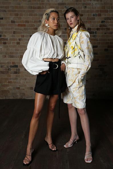 Lisa Maree Williams「Mercedes-Benz Presents Aje - Backstage - Mercedes-Benz Fashion Week Australia 2019」:写真・画像(7)[壁紙.com]