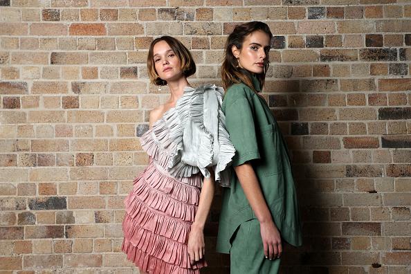 Lisa Maree Williams「Mercedes-Benz Presents Aje - Backstage - Mercedes-Benz Fashion Week Australia 2019」:写真・画像(8)[壁紙.com]