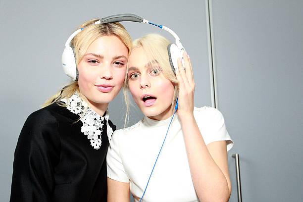 Macgraw - Backstage - Mercedes-Benz Fashion Week Australia 2015:ニュース(壁紙.com)