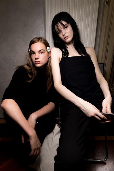 春夏コレクション「Giamba - Backstage - Milan Fashion Week SS17」:写真・画像(7)[壁紙.com]