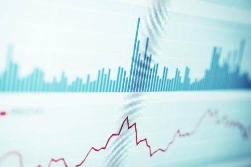 Number「Stock Market Data」:スマホ壁紙(18)