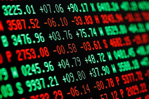 Trading「stock market screen numbers - finance + currency data」:スマホ壁紙(10)