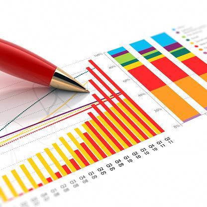 投資「株式市場グラフ」:スマホ壁紙(11)