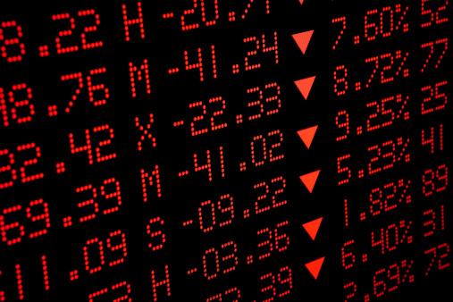 Number「Stock market」:スマホ壁紙(19)