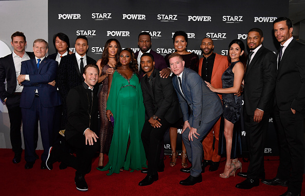 写真「Starz' 'Power' Washington, D.C. Season Four Premiere」:写真・画像(4)[壁紙.com]