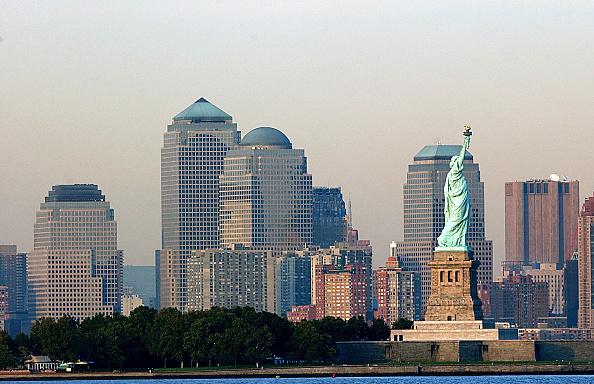 都市景観「New York Skyline」:写真・画像(9)[壁紙.com]