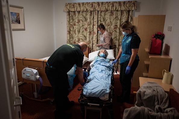 UK「Coronavirus Risk Remains Acute For Britain's First Responders」:写真・画像(7)[壁紙.com]
