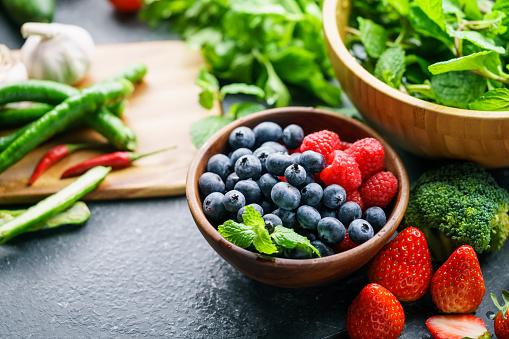 Season「Mixed berries」:スマホ壁紙(8)