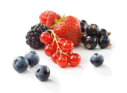 Blackberry - Fruit「Mixed Berries」:スマホ壁紙(12)