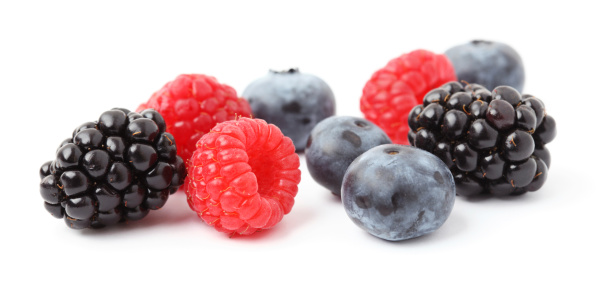 Blackberry - Fruit「Mixed berries」:スマホ壁紙(19)