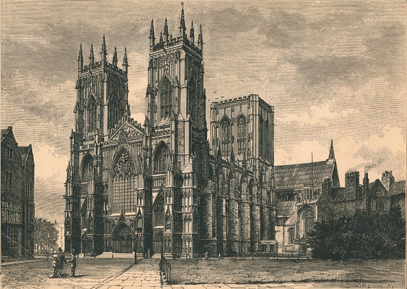 York - Yorkshire「View of York Minster」:写真・画像(4)[壁紙.com]