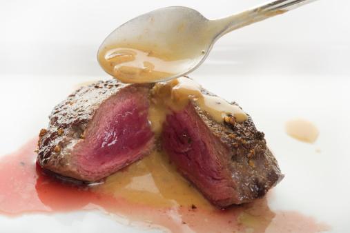 Venison「venison steak」:スマホ壁紙(9)
