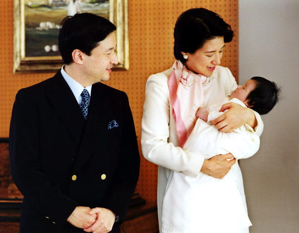 Japanese Royalty「Japanese Royals With New Baby」:写真・画像(2)[壁紙.com]
