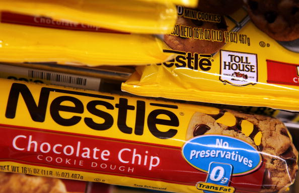 Cookie「Nestle Recalls Toll House Cookie Dough Products Due To Sickness Cases」:写真・画像(1)[壁紙.com]