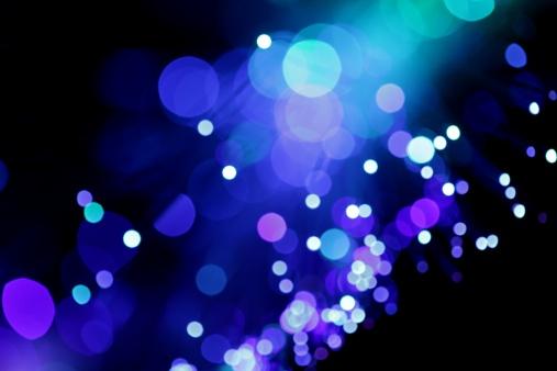 Firework Display「Blue Diagonal Light Burst」:スマホ壁紙(12)
