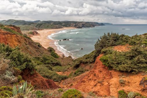 アマードビーチ「Praia do Amado, Costa Vicentina」:スマホ壁紙(3)