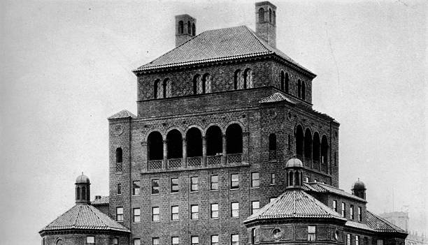 The Fraternity Clubs Building, New York City, 1924:ニュース(壁紙.com)