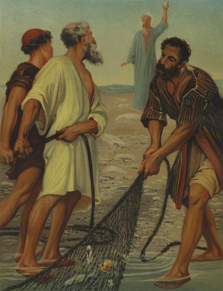 Preacher「Christ calling the disciples」:写真・画像(11)[壁紙.com]