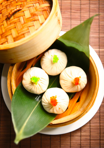 Chinese Steamed Bun「Steamed buns」:スマホ壁紙(12)