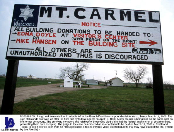 Complexity「Branch Davidian Compound Outside Waco」:写真・画像(2)[壁紙.com]