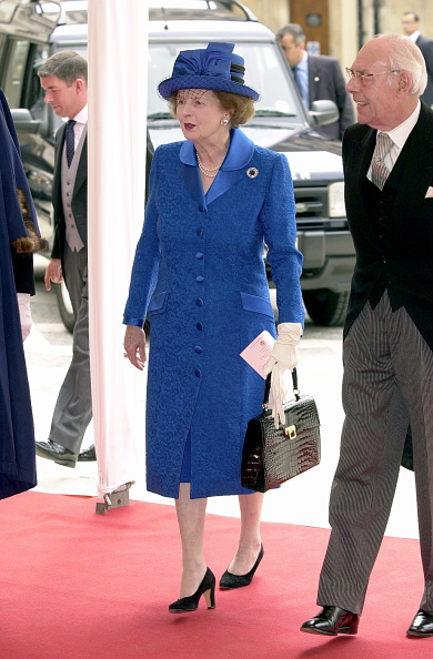 Purse「Margaret Thatcher And Denis Thatcher」:写真・画像(0)[壁紙.com]