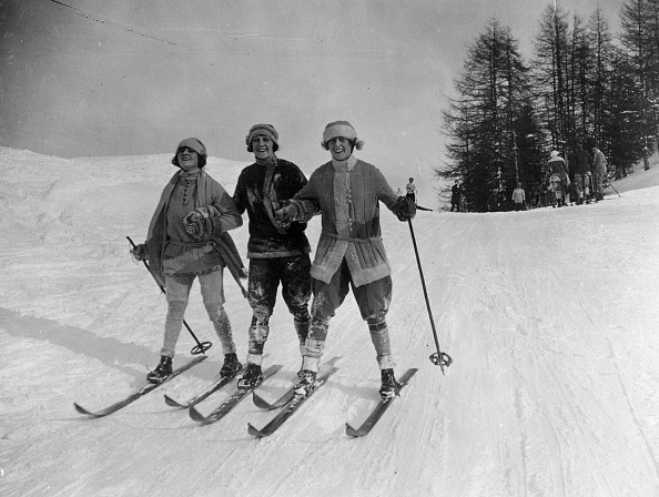 Archival「Skiing At St Moritz」:写真・画像(16)[壁紙.com]