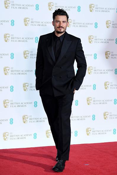 オーランド・ブルーム「EE British Academy Film Awards - Press Room」:写真・画像(15)[壁紙.com]