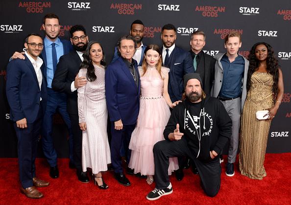 Vivien Killilea「American Gods Season Two Red Carpet Premiere Event」:写真・画像(11)[壁紙.com]