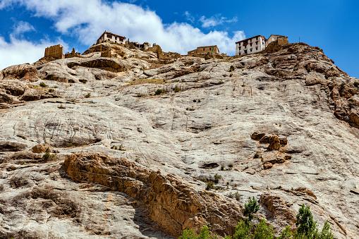 Himalayas「Lamayuru Gompa Ladakh, village houses,Jammu and Kashmir, Ladakh Region, Tibet,Northern India」:スマホ壁紙(10)
