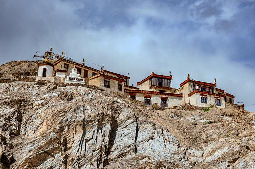 Himalayas「Lamayuru Gompa Ladakh, village housesJammu and Kashmir, Ladakh Region, Tibet,Northern India」:スマホ壁紙(13)